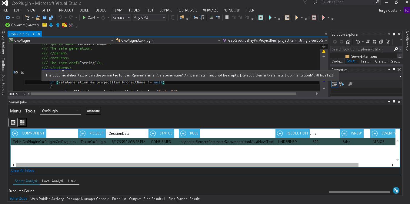 VSSonarExtension - Visual Studio Marketplace
